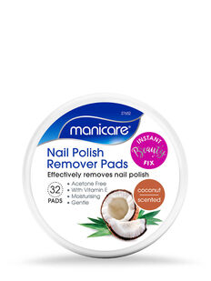 Nail Polish Remover Pads - Coconut