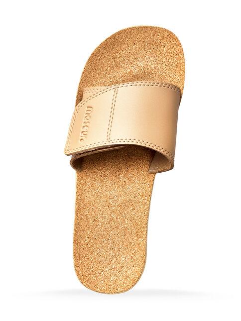 Maseur Gentle Massage Sandal Beige Size 10