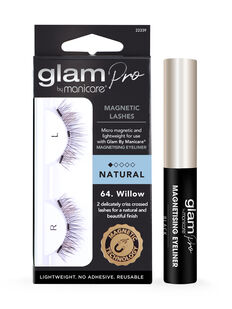 Pro Magnetising Eyeliner & 64. Willow Magnetic Lash Set