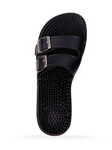 Limited Edition Invigorating Massage Sandal Black