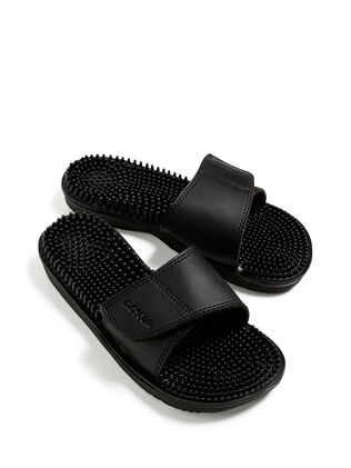 Invigorating Massage Sandal Black