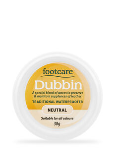 Dubbin Nourishing & Waterproofing Shoe Polish Neutral 38g